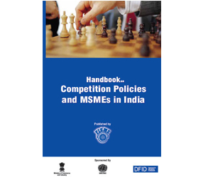Handbook on Competition Policies and MSMEs